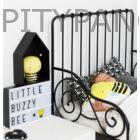 A Little Lovely Company / Lightbox A4, fekete