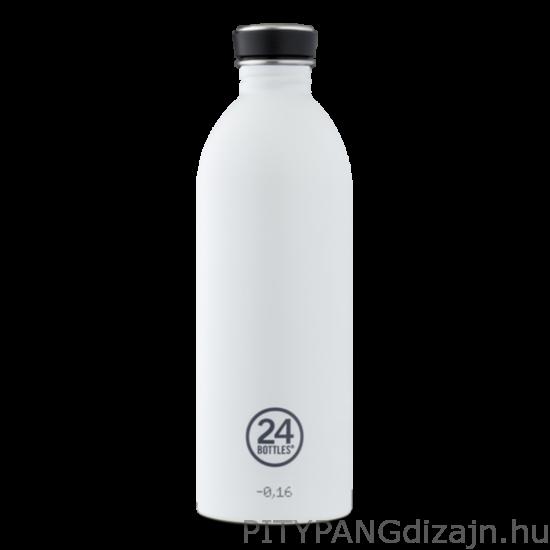 24Bottles - Urban BASIC Ice White 1l Kulacs
