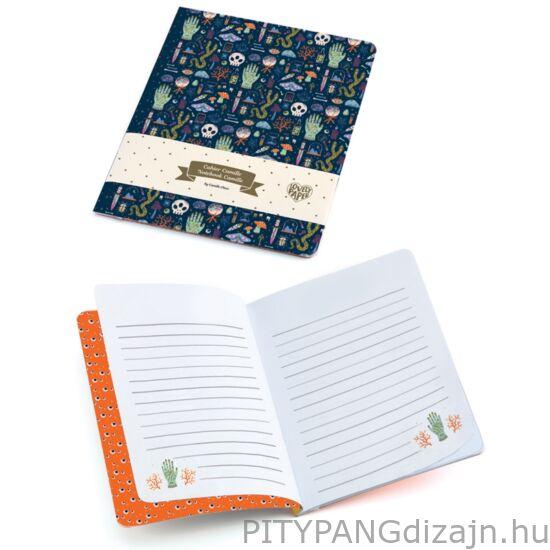 Djeco Lovely Paper / Jegyzetfüzet - Camille notebook