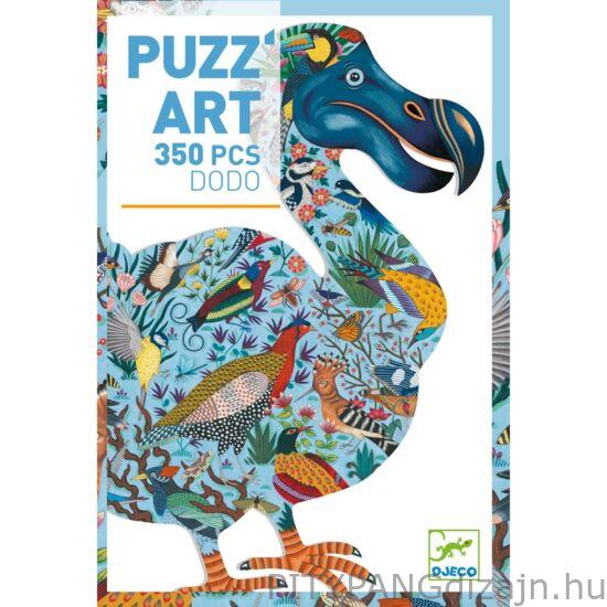 Djeci kirakó / Művész puzzle - Dodo madár, 350 db-os - Dodo