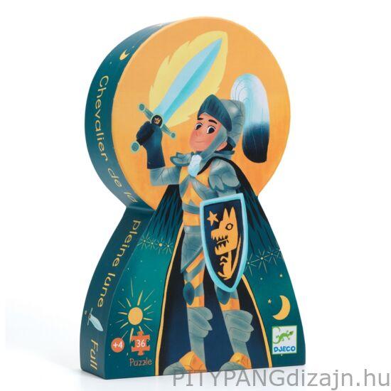 Djeco kirakó / Full moon knight
