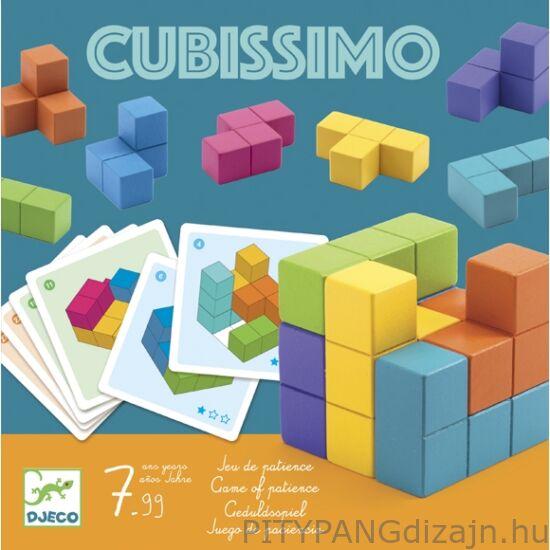 Djeco fejtörő játék /Cubissimo