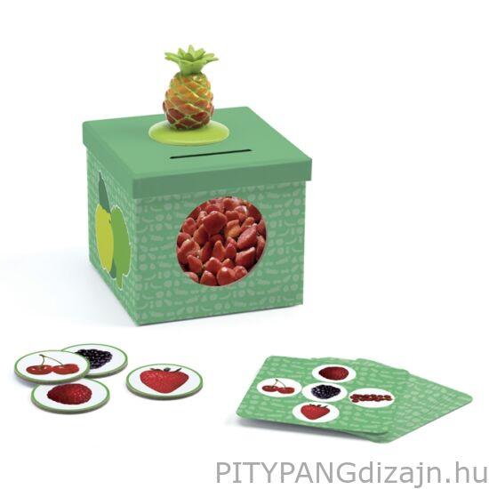 Djeco társasjáték/ KiOuKoi Nature-szókincs fejlesztő játék