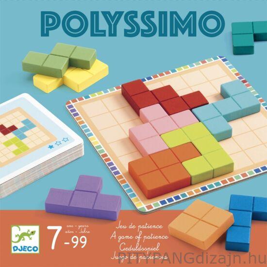 Djeco társasjáték/ Polyssimo - logikai játék