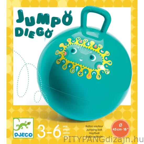 Djeco - Ugrálólabda - Jumpo Diego