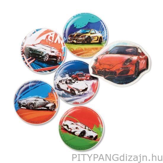 Ergobag - Képkészlet - Autók