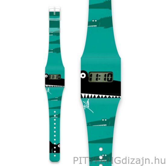 I like paper / Papír karóra - ALLIGATOR - Pappwatch