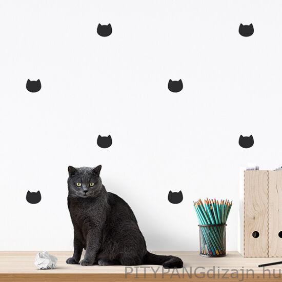 Falimatrica/ Cica - fekete