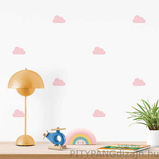Falimatrica/Felhő-rózsaszín