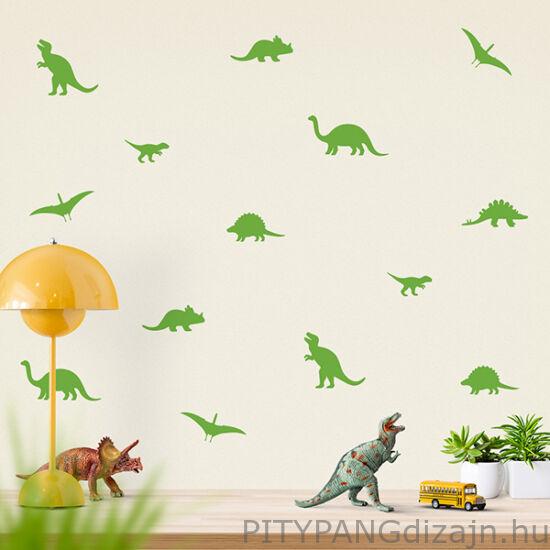 Falimatrica / Dinoszaurusz, zöld