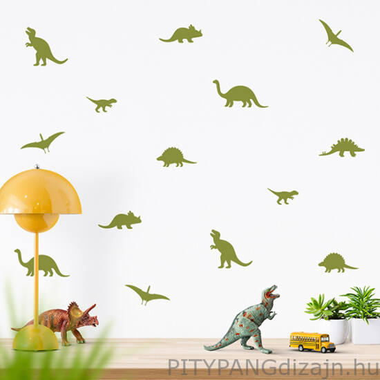 Falimatrica / Dinoszaurusz, oliva