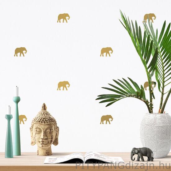 Falimatrica/ Elefánt- arany
