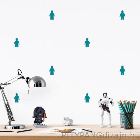 Falimatrica/ Lego- türkiz