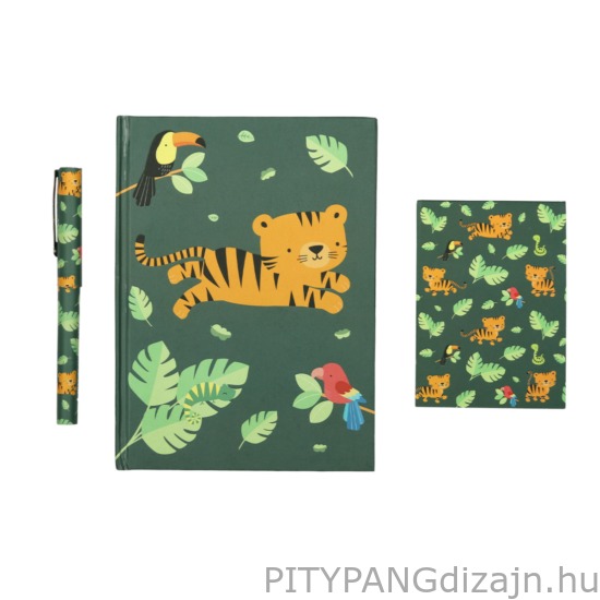A Little Lovely Company – Írószer készlet, tigris