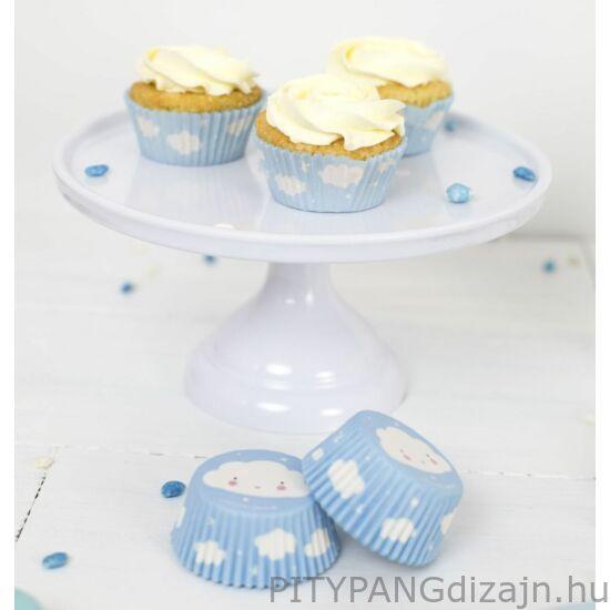 A Little Lovely Company - Tortaállvány kicsi / fehér