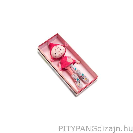 Lilliputiens / Piroska baba díszdobozban