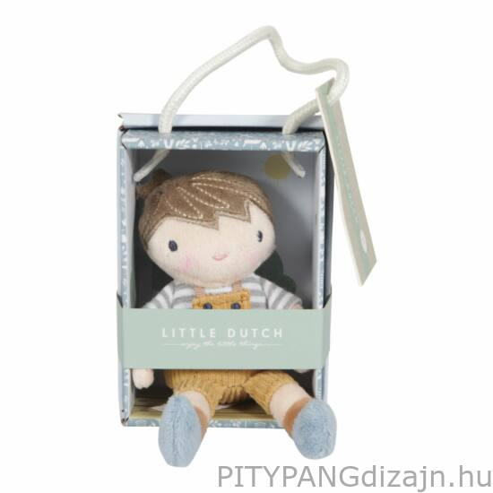 Little Dutch / Baba játék / Jim baba 10 cm