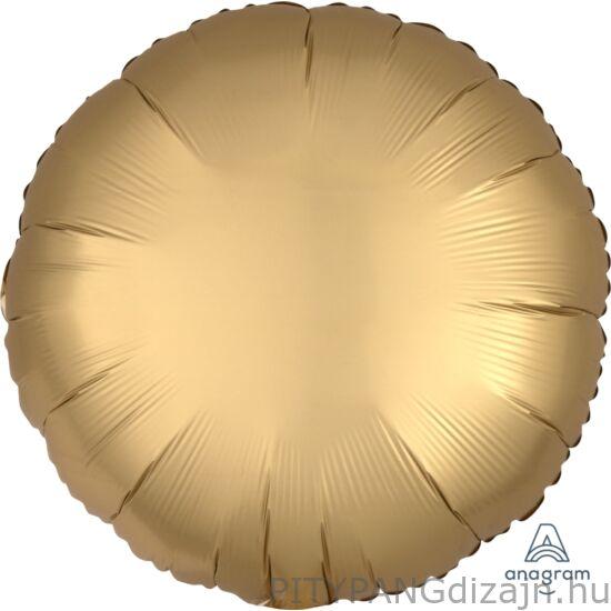 Lufi / Anagram / Golden Sateen Circle - kör alakú lufi