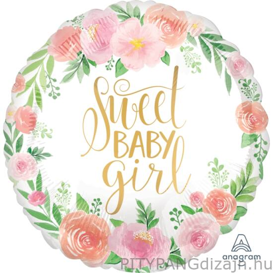 Lufi / Anagram / 17 inch Sweet baby girl lufi