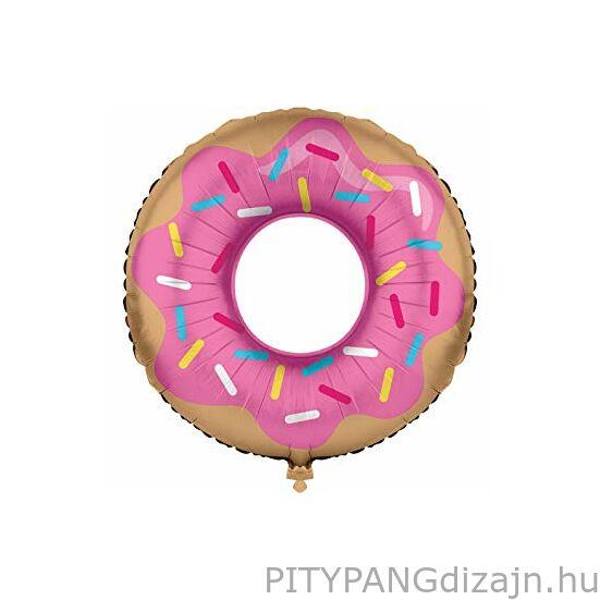 Lufi / Donut. amerikai fánk fóli lufi
