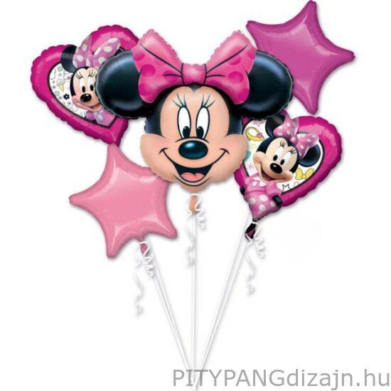 Lufi / Disney Minnie Fólia lufi 5 db-os szett