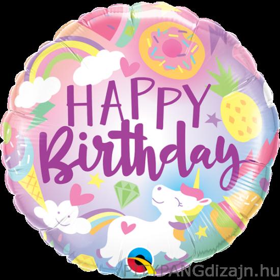 Lufi / Qualatex / Fantastical Fun Birthday