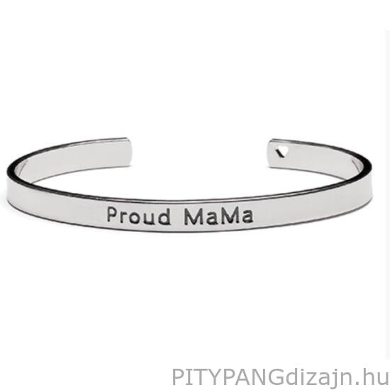 Proud MaMa karperec, ezüst