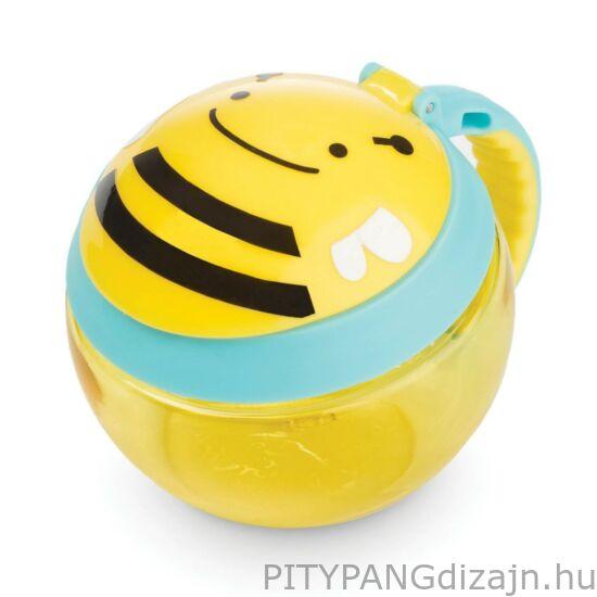SKIP HOP snack tartó/ méhecske