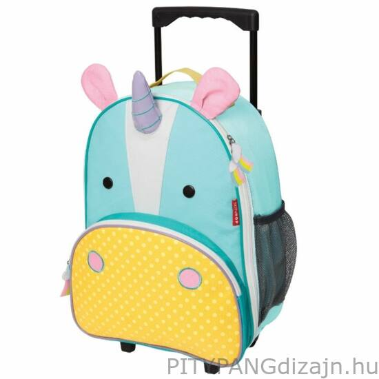 SKIP HOP bőrönd/ unikornis