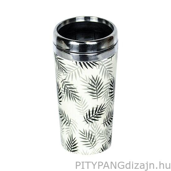 Woodway / Termosz pohár / Leaves