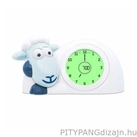 ZAZU - Sam kék színű ébresztő óra, éjjelifény