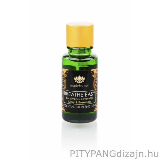 Esszenciális illóolajkeverék / Madebyzen - Breathe Easy