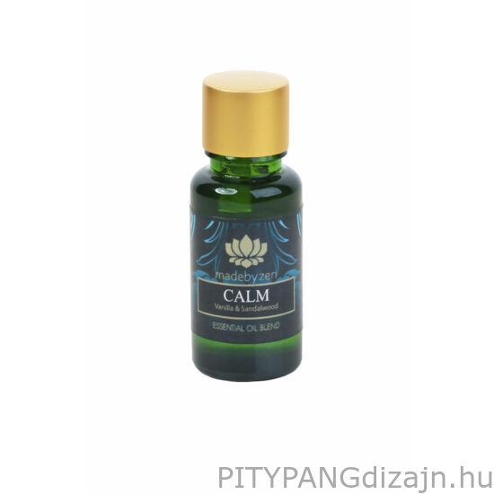 Esszenciális illóolajkeverék / Madebyzen - Calm, Nyugalom