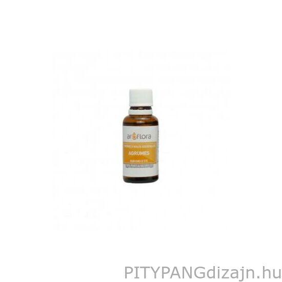 Esszenciális illóolajkeverék / Aroflora - Agrumes - citrus