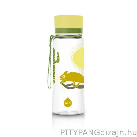 EQUA BPA mentes műanyag kulacs/  Kaméleon