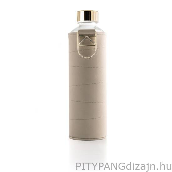 EQUA üvegkulacs -  Mismatch Bézs, 750 ml