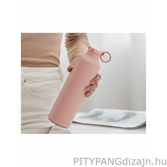 EQUA rozsdamentes acél kulacs / Basic Pink
