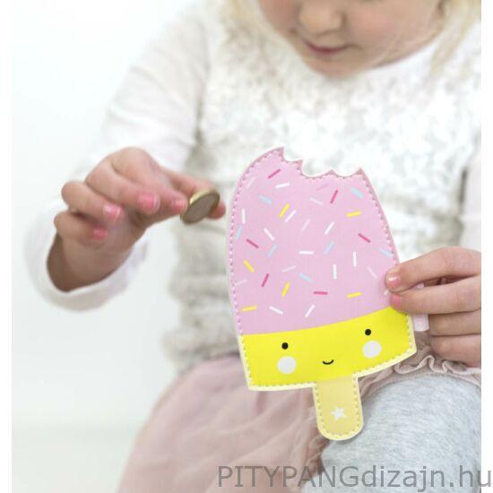 A Little Lovely Company – Pénztárca - jégkrém