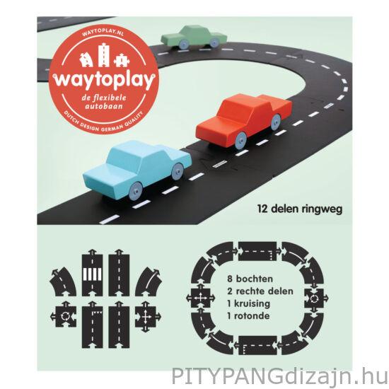 Waytoplay/ rugalmas autópálya 12 részes
